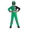 Power Ranger Green Standard Child 4-6